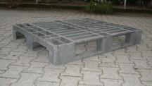 Kunststofpallet - 100 x 120 cm